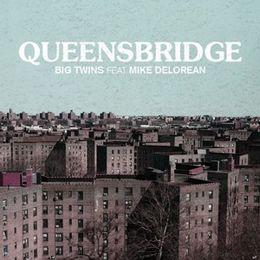 """Deltron - """"Queensbridge"""" Cover Art"""