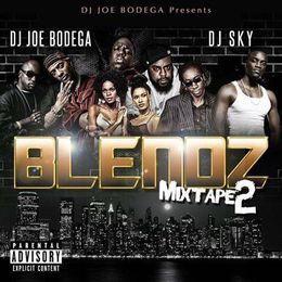 Deltron - Blendz Mixtape 2 Cover Art