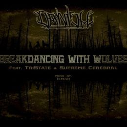 Deltron - Breakdancing With Wolves Cover Art