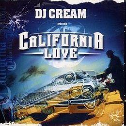 Deltron - California Love Mixtape Cover Art