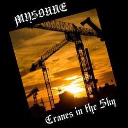 Deltron - Cranes In The Sky Cover Art