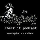 Deltron - Episode 1 - Deacon the Villain Cover Art