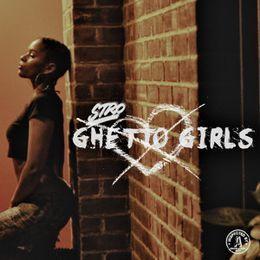 Deltron - Ghetto Girls Freestyle Cover Art