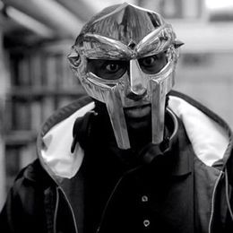 Deltron - Happy Birthday MF DOOM Mix Cover Art