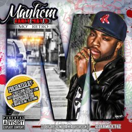 Deltron - I Ain't Lyin' Cover Art