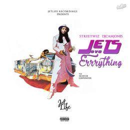 Deltron - Jets Ova Errrything Cover Art