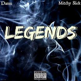 Deltron - Legends Cover Art