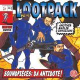 Deltron - LOOTPACK Cover Art