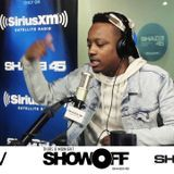 Deltron - Showoff Radio Freestyle 01/12/16 Cover Art
