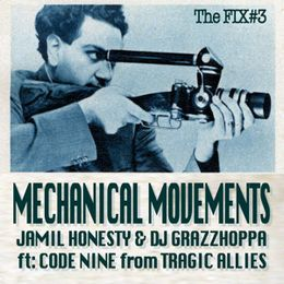 Deltron - MECHANICAL MOVEMENTS Cover Art
