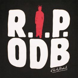 Deltron - O.D.B. Tribute Mix Cover Art