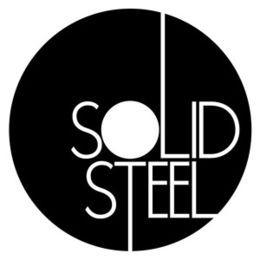 Deltron - Live on Solid Steel Radio. June 7, 1997. Cover Art