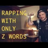 Deltron - Rapping With Only Z Words Cover Art