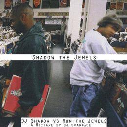 Deltron - Shadow The Jewels (DJ Shadow vs Run The Jewels) Cover Art