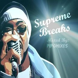 Deltron - Supreme Clientele Breaks Mix Cover Art