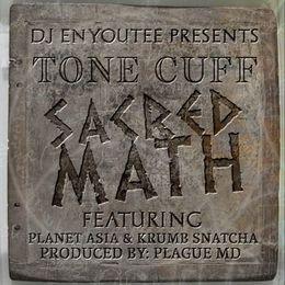 Deltron - Tone Cuff Cover Art
