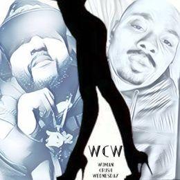 Deltron - W.C.W. (Woman Crush Wednesday) Cover Art