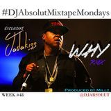 Deltron - Why (Unreleased Remix) #MixtapeMondays Cover Art