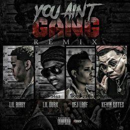 Deltron - You Ain't Gang (Remix) Cover Art