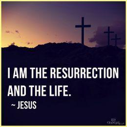 Derick Parfan - The Resurrection and the Life (John 11:1-45) Cover Art