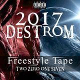 Destro Macipoola - TwoZeroOneSeven (FreestyleTape) Cover Art