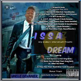 Devanier Lee - Issa Dream  Cover Art
