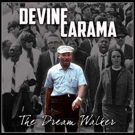 Devine Carama - The Dream Walker  Cover Art