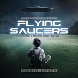 Diamond Media 360 - Flying Saucers Cover Art
