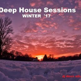 Dinos Athens - Deep House Sessions - Winter '17 Cover Art