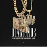 Dirty Glove Bastard - Diamonds Cover Art