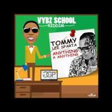 Discjock Romane - Tommy Lee - Anything A Anything ( Vybz School Riddim ) Raw Cover Art