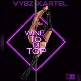 Discjock Romane - Vybz Kartel - Wine To Di Top - January 2017 Cover Art