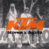 DiYoute - Ktm Hit List [Remix] Cover Art