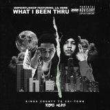 Lil D.T - What I Been Through Cover Art