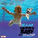 Dj Hunnit Wattz - Money Baby feat. Kwony Cash (Produced by Big Fruit) Cover Art