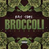 Dj Hunnit Wattz - Broccoli (Gleesh-Mix) Cover Art