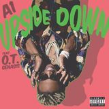 Dj Hunnit Wattz - Upside Down Cover Art