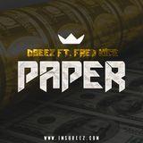 DJ 1Hunnit - Paper Cover Art