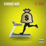DJ 1Hunnit - Runnin Man Cover Art