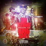 dj 7thirty - ON SOME KING SHIT VOL 13 Cover Art