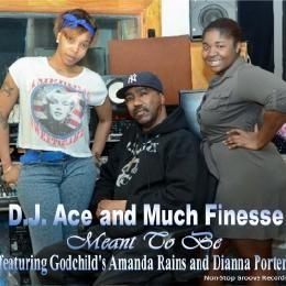 DJ Finesse Featuring Volcano - Wet