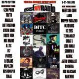 PF CUTTIN - East NY Radio  2:11:16