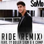 Arabmixtapes - Ride (Remix) Cover Art