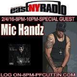 PF CUTTIN - East NY Radio (MIC HANDZ)