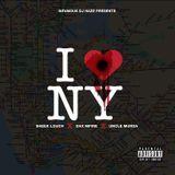 Arabmixtapes - I Love NY Cover Art