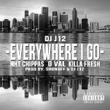 B. Casa Mgmt - Everywhere I Go Cover Art