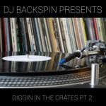 DJ-Backspin - DIGGING IN THE CRATES PT 2 Cover Art