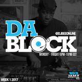 DJ Bee - #DaBlock Week 1 (2017) Cover Art