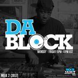 DJ Bee - #DaBlock Mixes Week 2 (2017) Cover Art