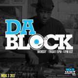 DJ Bee - #DaBlock Mixes (Week 3) Cover Art